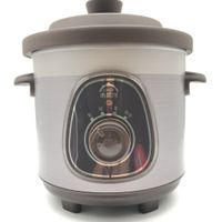 natural purple clay electric rice cooker with ceramic inner pot