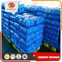 Blue PE tarpaulin factory | PE tarpaulin sheet