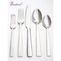 Eco-friendly 18/0 international stainless steel flatware set thumbnail image