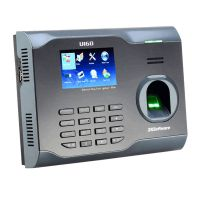 HF-U160 hot selling sim card biometric attendance machine