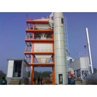 Asphalt Drum Mixing Plant With Capacity of 64TPH thumbnail image