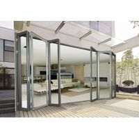 ALAFORM  Aluminum Bi-Folding Door Systems