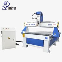 China Manufacturer Supply UT-1325 4 Axis CNC Router For Engraving Wood thumbnail image
