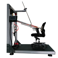 LT-JJ05 Wholesale Office Chair Pull Back Repeated Testing Machine (forward push type)