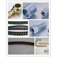 hydraulic hose fitting