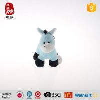 High quality cute donkey plush toy soft toy manufacture