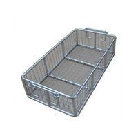 Stainless Steel Wire BasketWire Baskets & TraysFilters & Baskets thumbnail image