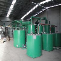 ZSA vacuum distillation plant for waste marine oil thumbnail image