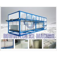 Automatic Direct Cooling Block Ice Machine