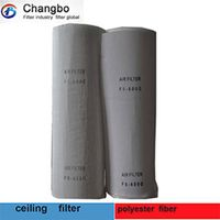Eu5 600g synthetic fabric paint room air filter material thumbnail image