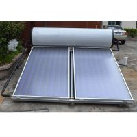 Thermosyphon Absorber Blue Flat Plate Solar Thermal Collector For Water Heating thumbnail image