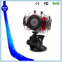 Cheapest sport camera D10 factory supplier HD 720P touch screen portable camera