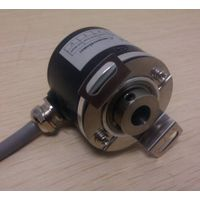 6mm hollow incremental rotary encoder push-pull output