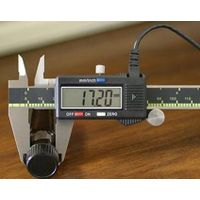 Extra Larger Screen Caliper with Auto Power Off 122-322 thumbnail image