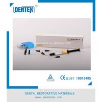 Dentex Dental Self-Adhering Flowable Composite for Dentin and Enamel