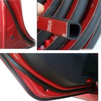 automotive car door rubber seal strip weatherstrip