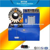 barnett BNT68 4 years reliable performance hydraulic hose crimping machine direct sell in China thumbnail image