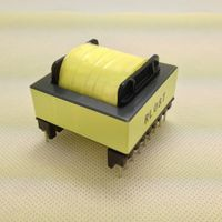 EE4215 power transformer input 12V, output 24V 10A. power 240W, frequency 100kHz, flyback transfor
