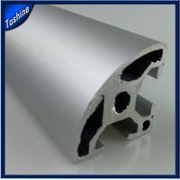 Suppliers of T-slot aluminum  anodized aluminum T-Groove