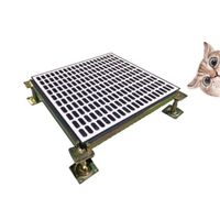 Steel Grating Perforated Air Flow Panel