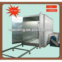 powder curing oven gas burner