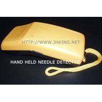 HAND HELD NEEDLE DETECTOR