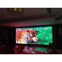P4 Large Indoor Hanging Full Color LED Display Signs For Public Square