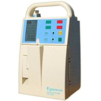 Volumetric Infusion Pump & Syringe Pump with CE mark & ISO Certificate)
