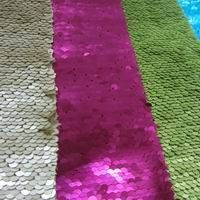POLYESTER SEQUIN FABRIC