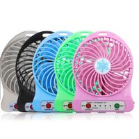 Portable Usb Fan with LED light