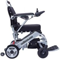 Wft-A06 Folding Portable Motorized Electric Wheelchairs