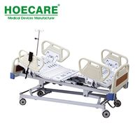 Hospital furniture Five-function Electric Medical Care Bed HC-0151 thumbnail image