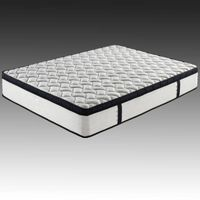 7zone pocket spring thick Euro pillow top mattress
