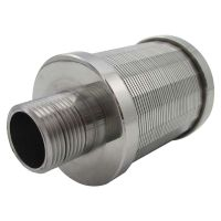 Stainless Steel Water Strainer Nozzle