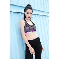 OEM New Style Wholesale workout wear yoga sports bra gym clothing thumbnail image