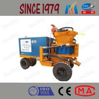 Hot Sale Wet Concrete Shotcrete Machine