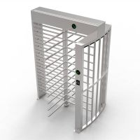 FULL HEIGHT PEDESTRIAN TURNSTILES MT402 thumbnail image