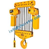 Electric hoist 15Ton-35Ton (With Bolts)