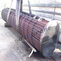 Custom Heat Exchanger for Cement Plant