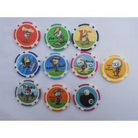 PLASTIC POKER CHIP thumbnail image