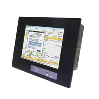 8 Inches LCD  Touch Screen Computer AHM-7208