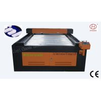 laser cutting bed with 150w laser power