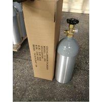 1 - 10 L refillable food aluminum co2 tank cylinder co2 gas cylinder for beverage aquarium thumbnail image
