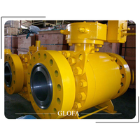 API 6D F304 CF8 CL300 TRUNNION MOUNTED CAST OR FORGED BALL VALVE thumbnail image