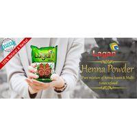 Lagan Natural Henna Powder For Skin 500g Pkd | 100% Natural thumbnail image