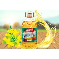 China Non-GMO Edible Unrefined Crude Rapeseed /canola oil