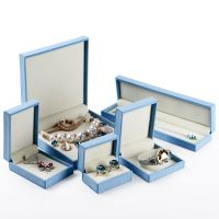 High End PU Leather Jewelry Boxes