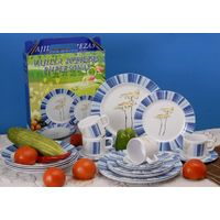 Melamine dinner set thumbnail image
