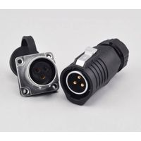 industrial connector for LED display
