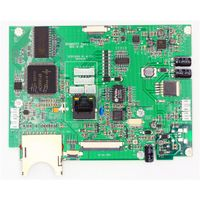 UL RoHS PCB Assembly PCBA Manufacturer Visual Doorphone Machine PCBA Assembly Board